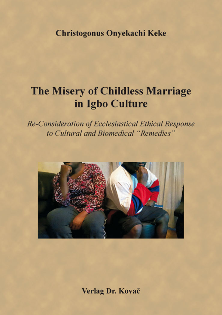 Cover: The Misery of Childless Marriage in Igbo Culture