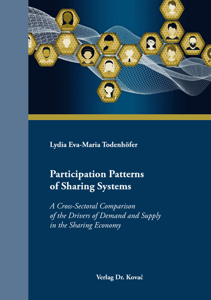 Cover: Participation Patterns of Sharing Systems