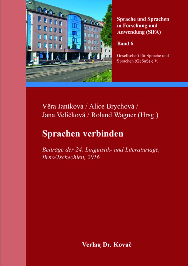 Cover: Sprachen verbinden