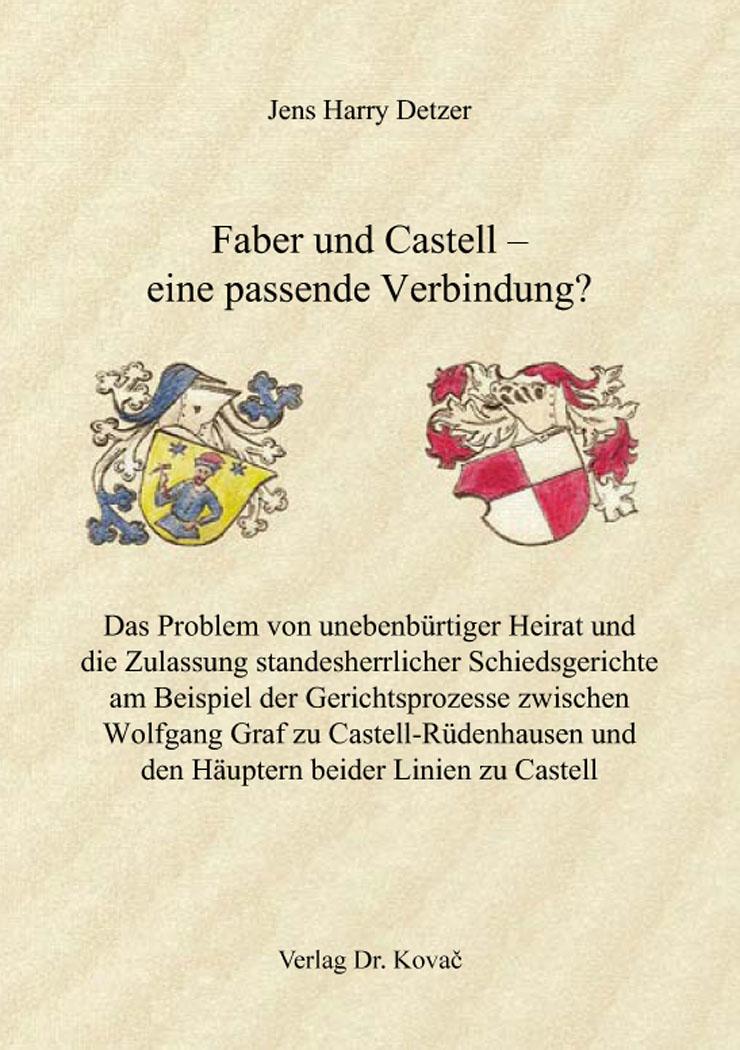Cover: Faber und Castell – eine passende Verbindung?
