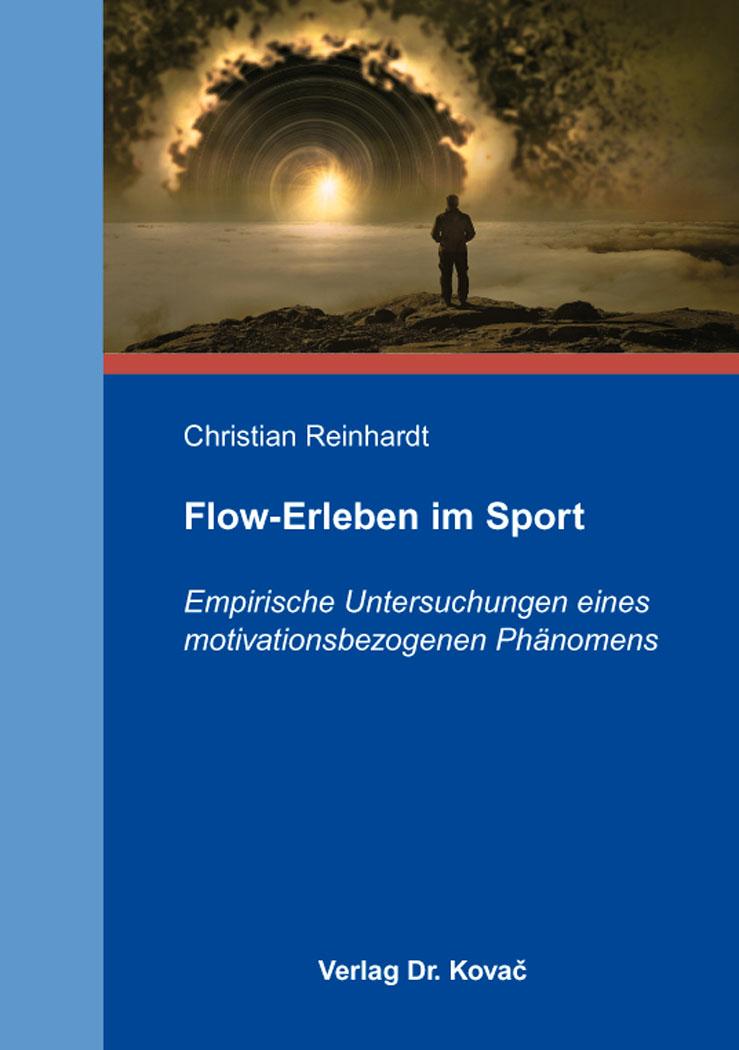 Cover: Flow-Erleben im Sport