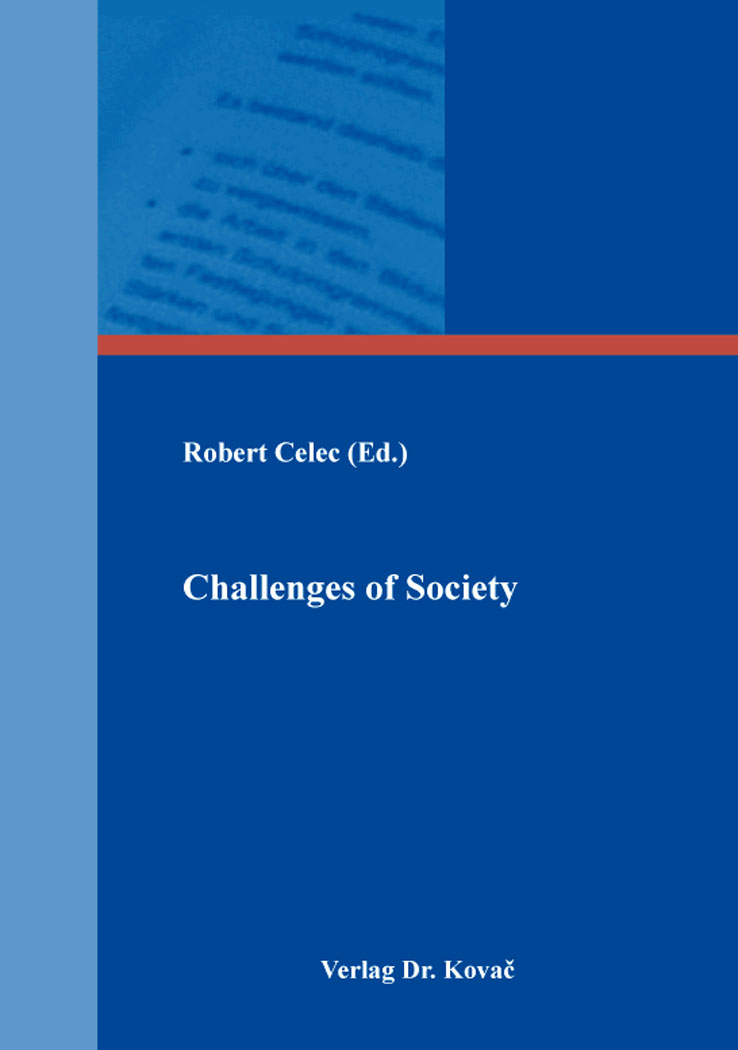 Cover: Challenges of Society
