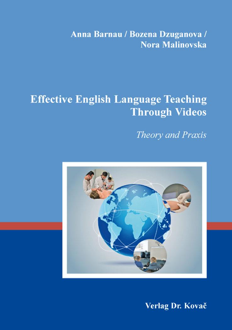 Cover: Effective English Language Teaching Through Videos
