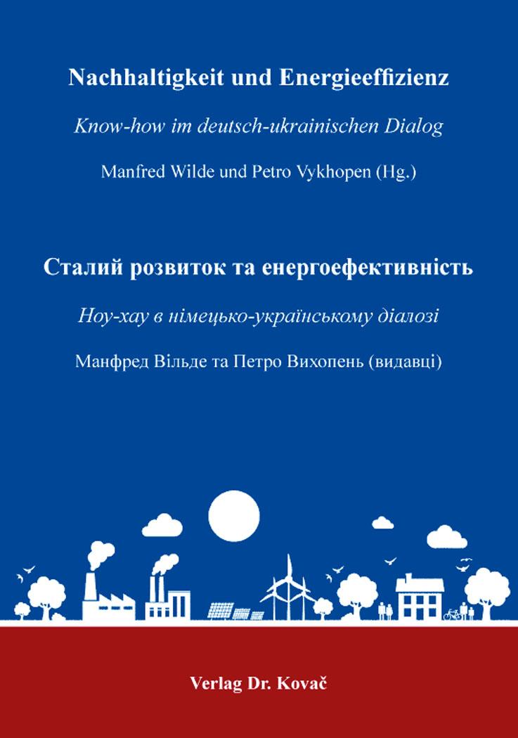 Cover: Nachhaltigkeit und Energieeffizienz
