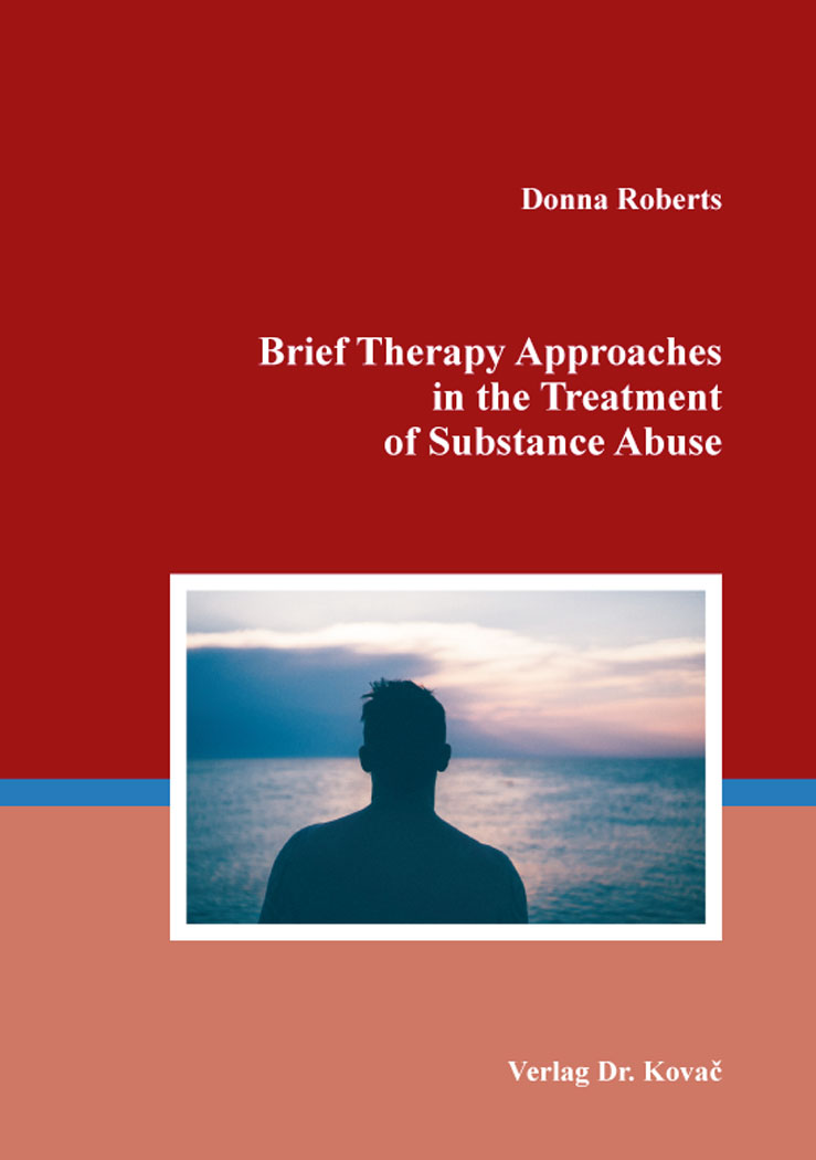 Cover: Brief Therapy Approaches in the Treatment of Substance Abuse