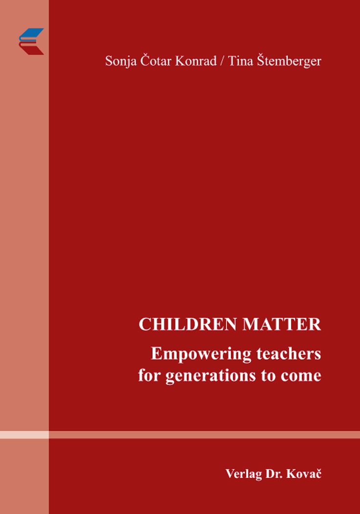 Cover: CHILDREN MATTER Empowering teachers for generations to come