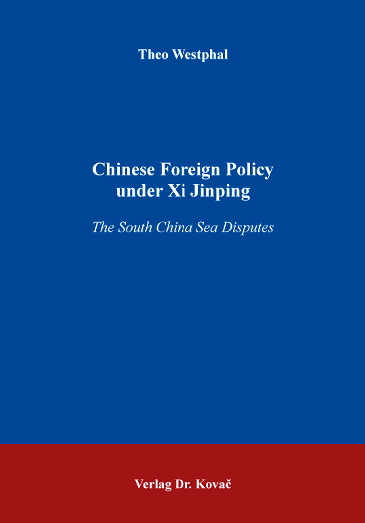 Cover: Chinese Foreign Policy under Xi Jinping