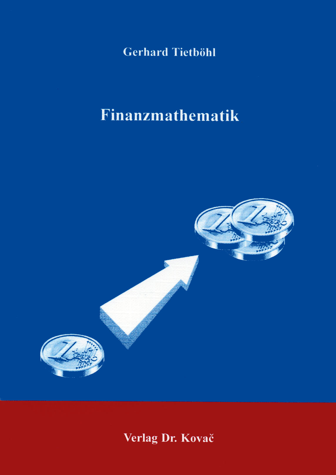 Cover: Finanzmathematik