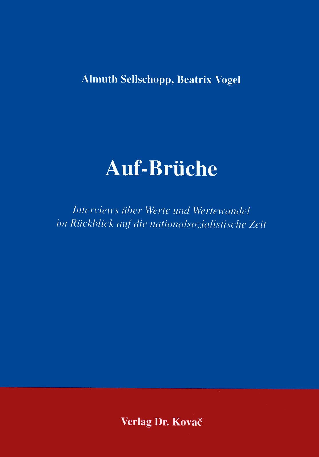 Cover: Auf-Brüche