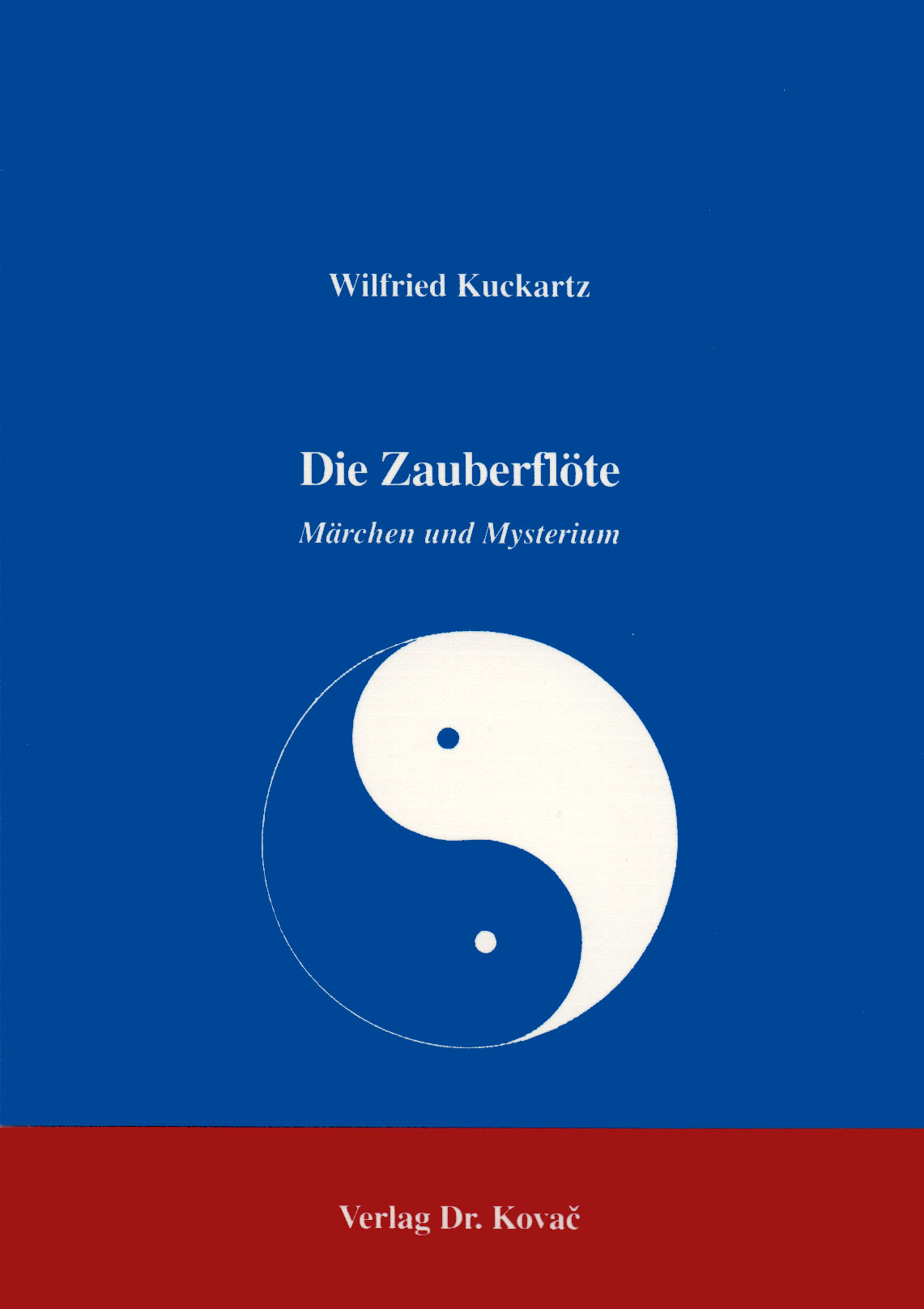 Cover: Die Zauberflöte