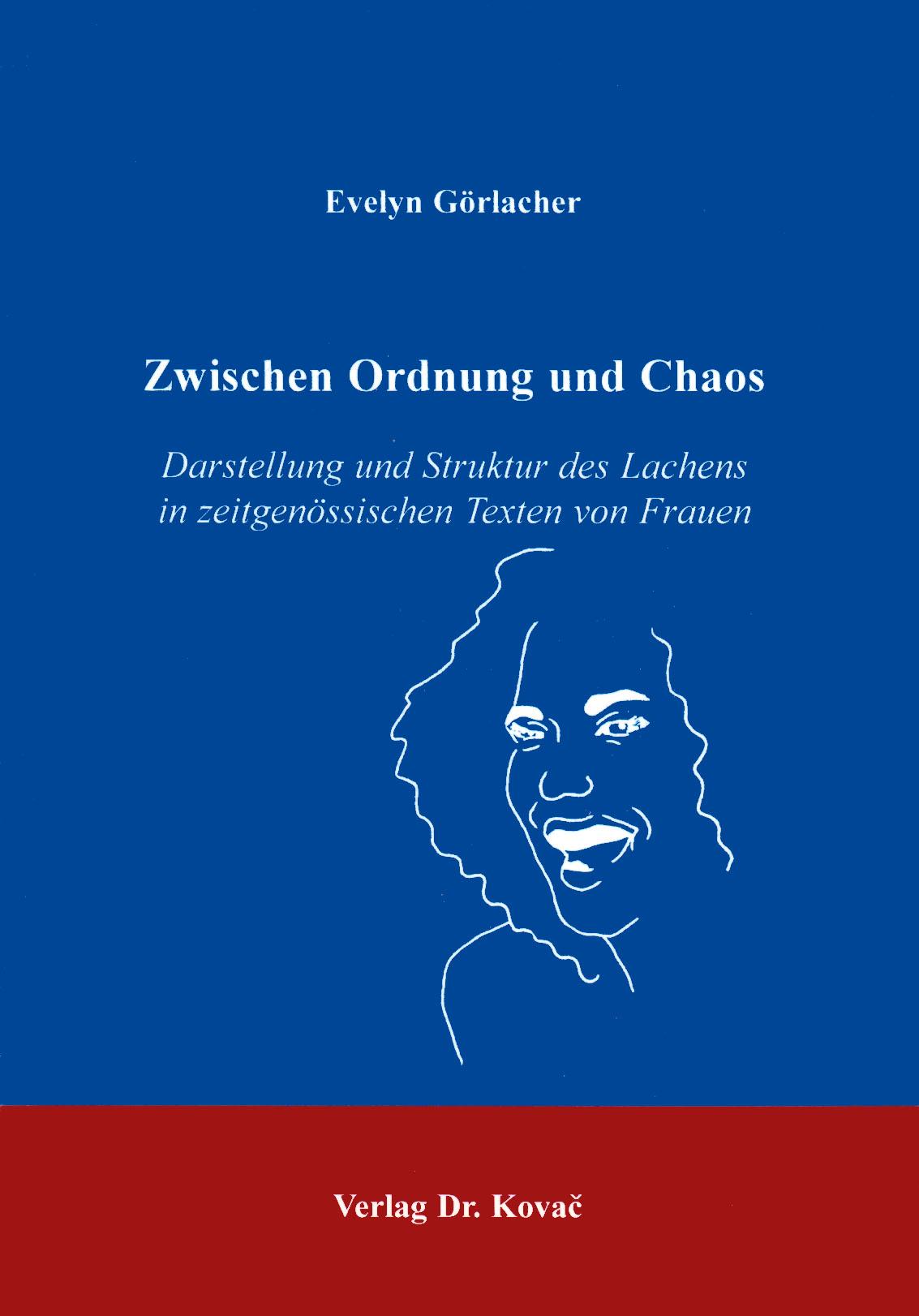 Cover: Zwischen Ordnung und Chaos