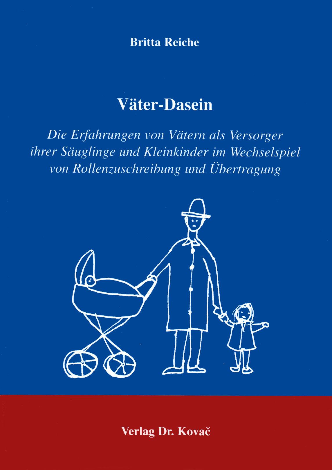 Cover: Väter-Dasein