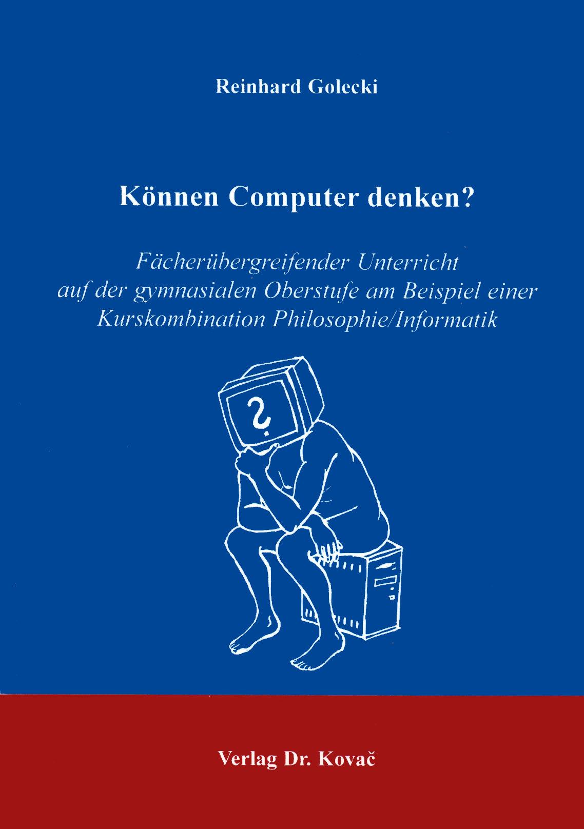 Cover: Können Computer denken ?