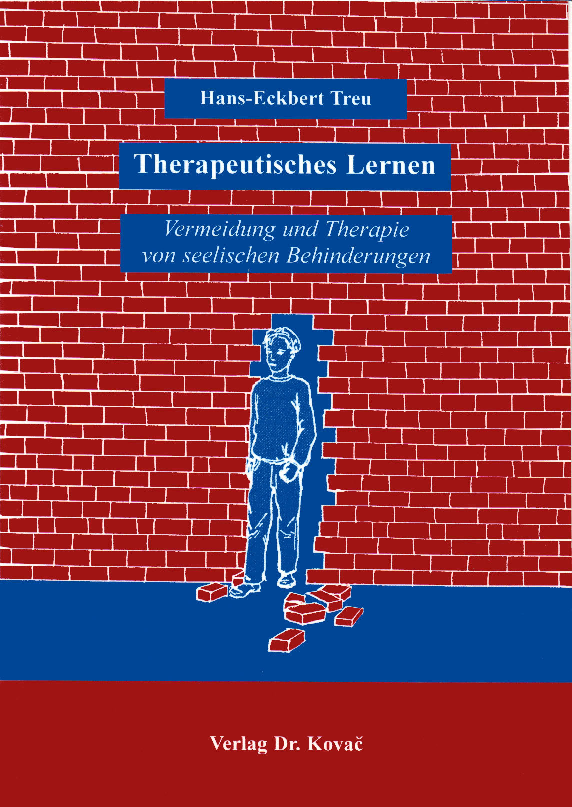 Cover: Therapeutisches Lernen