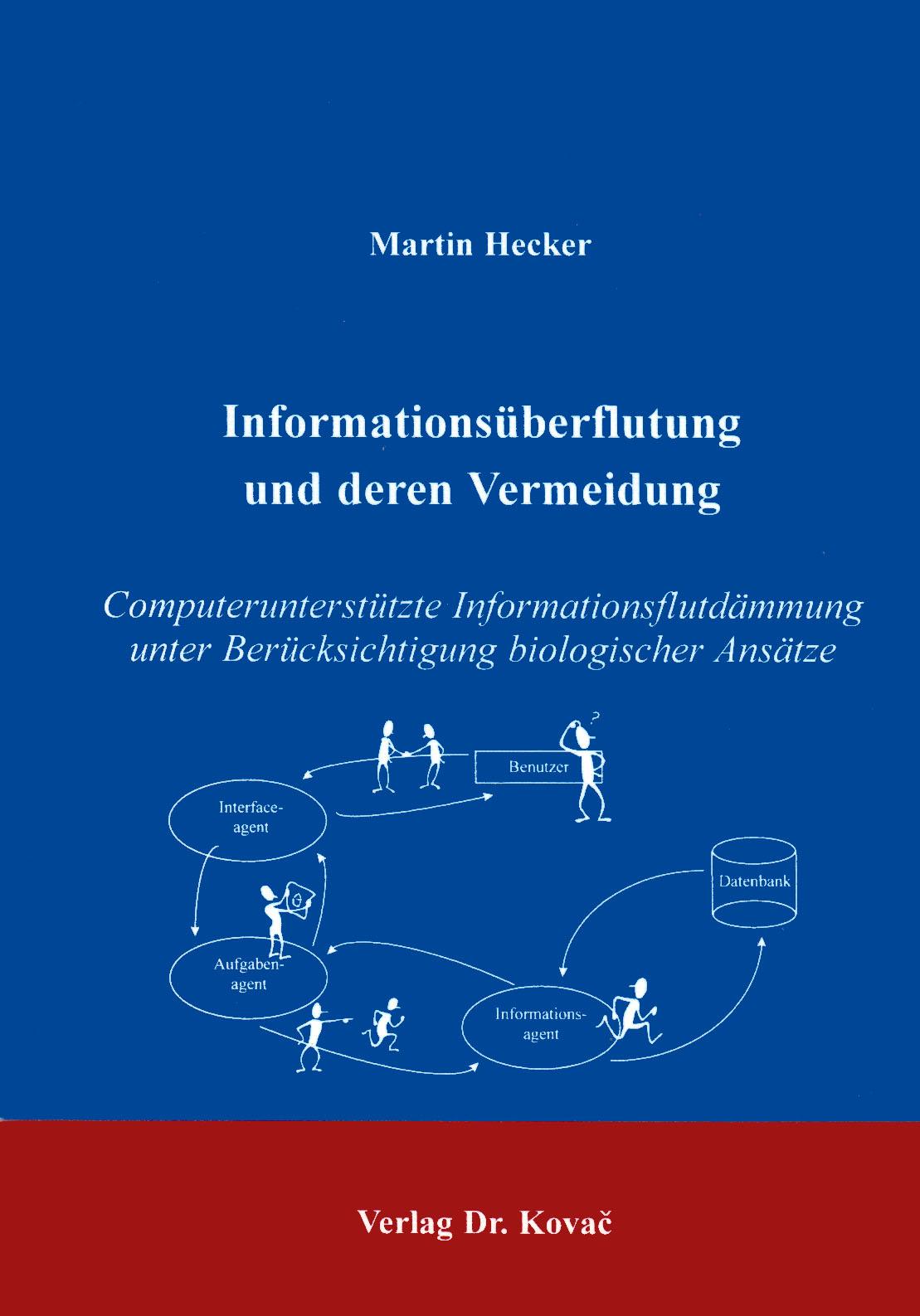 Cover: Informationsüberflutung und deren Vermeidung