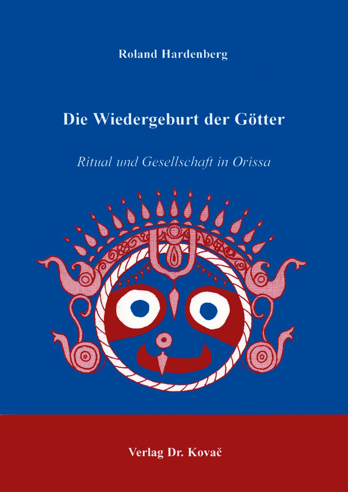Cover: Die Wiedergeburt der Götter