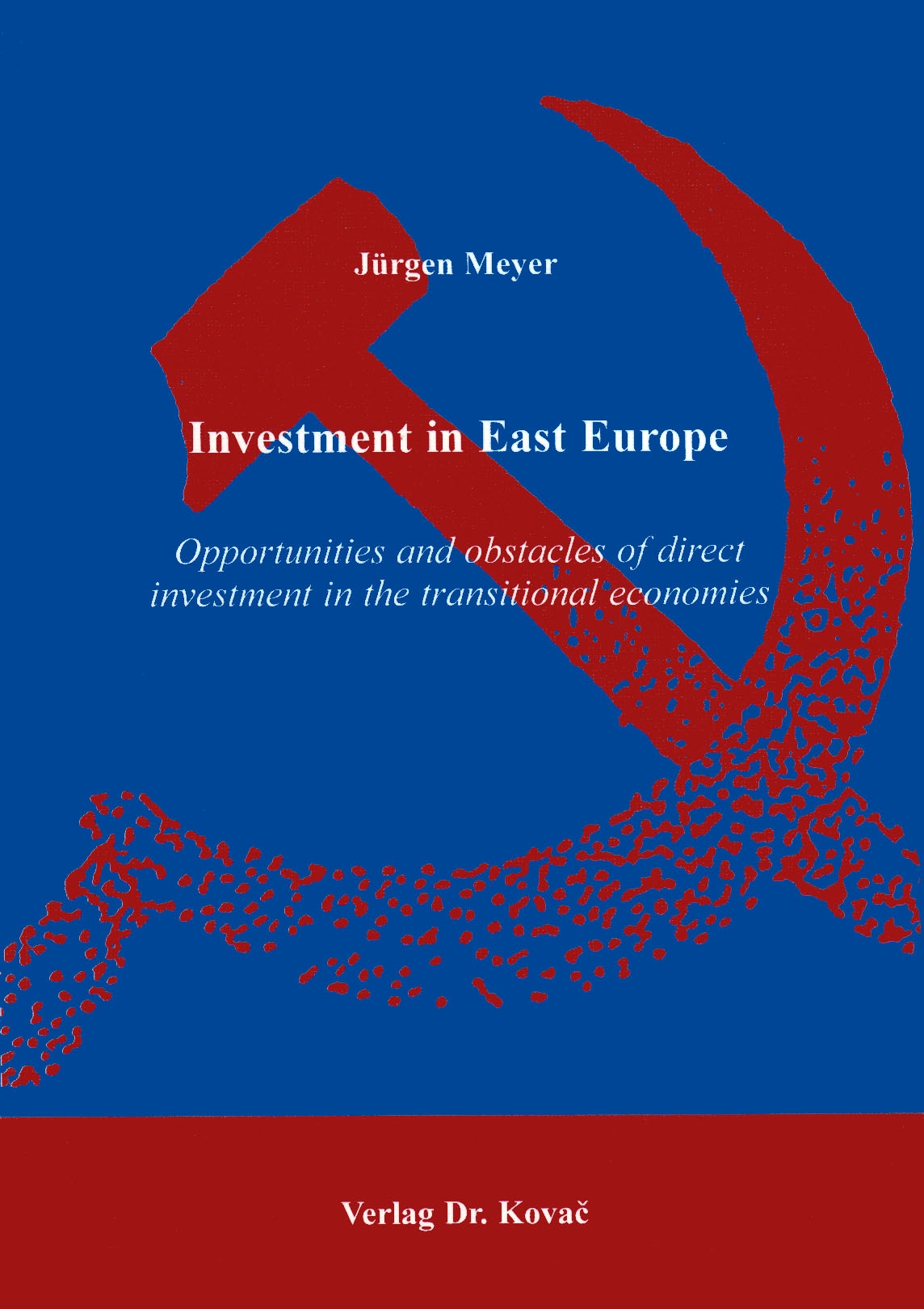 Cover: Investment in East Europe