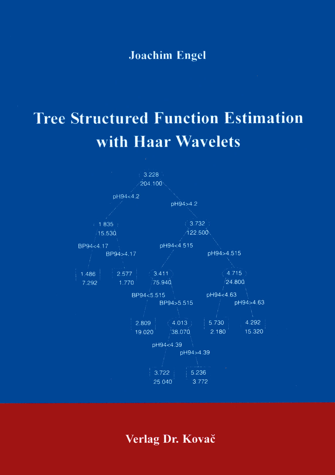 Cover: Tree Structured Function Estimation with Haar Wavelets
