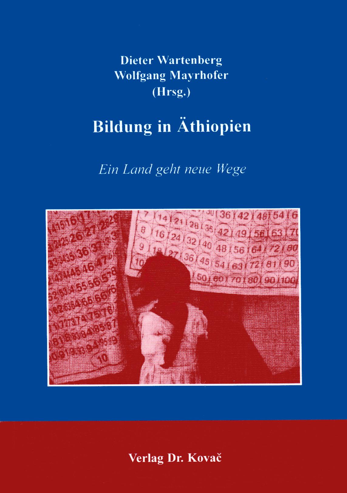 Cover: Bildung in Äthiopien