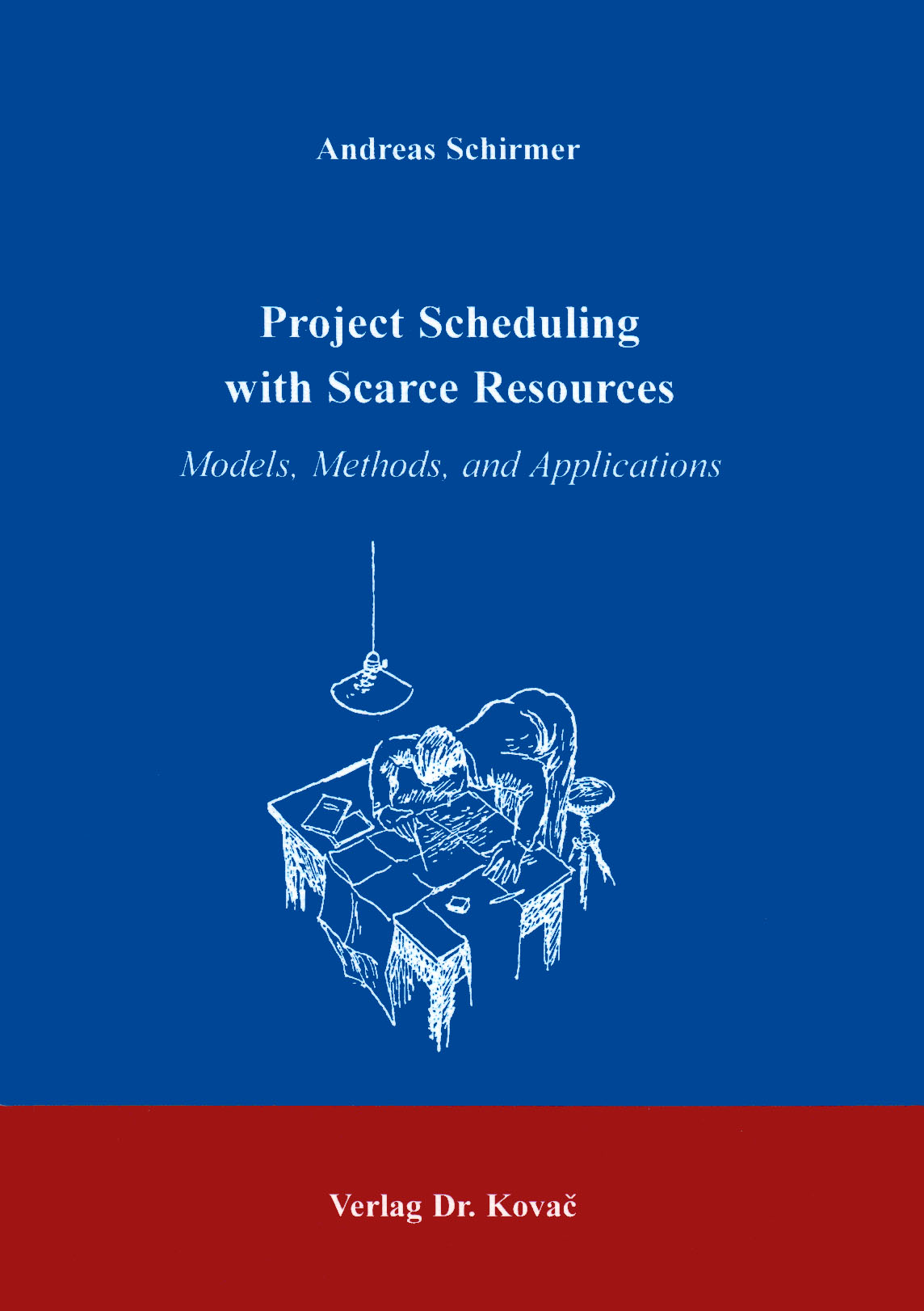 Cover: Project Scheduling with Scarce Resources