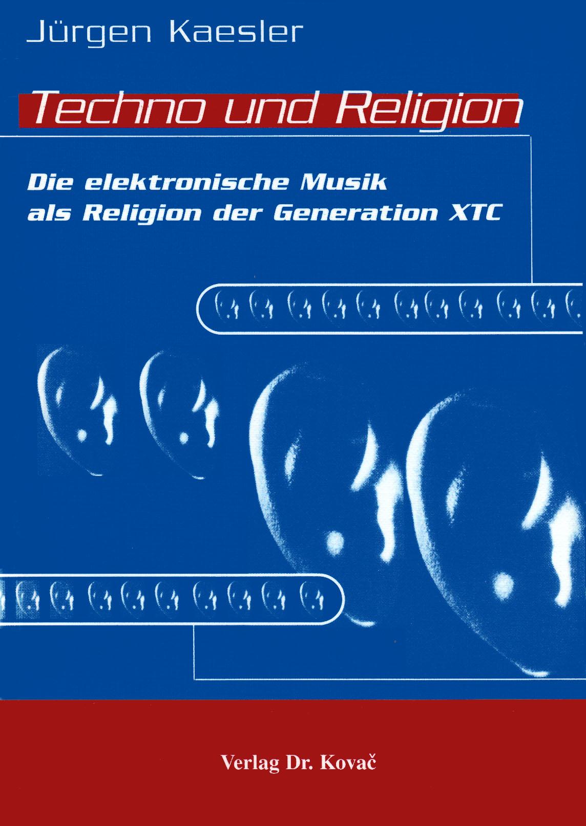 Cover: Techno und Religion
