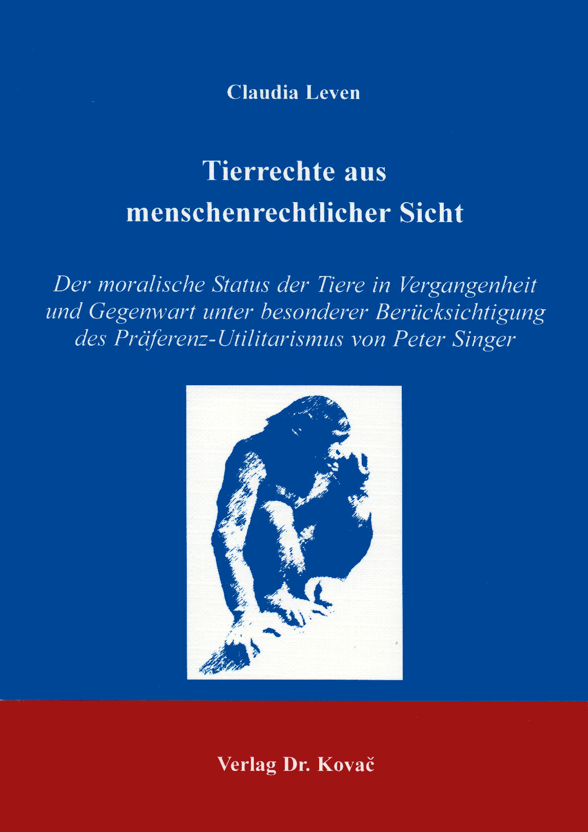 Cover: Tierrechte aus menschenrechtlicher Sicht