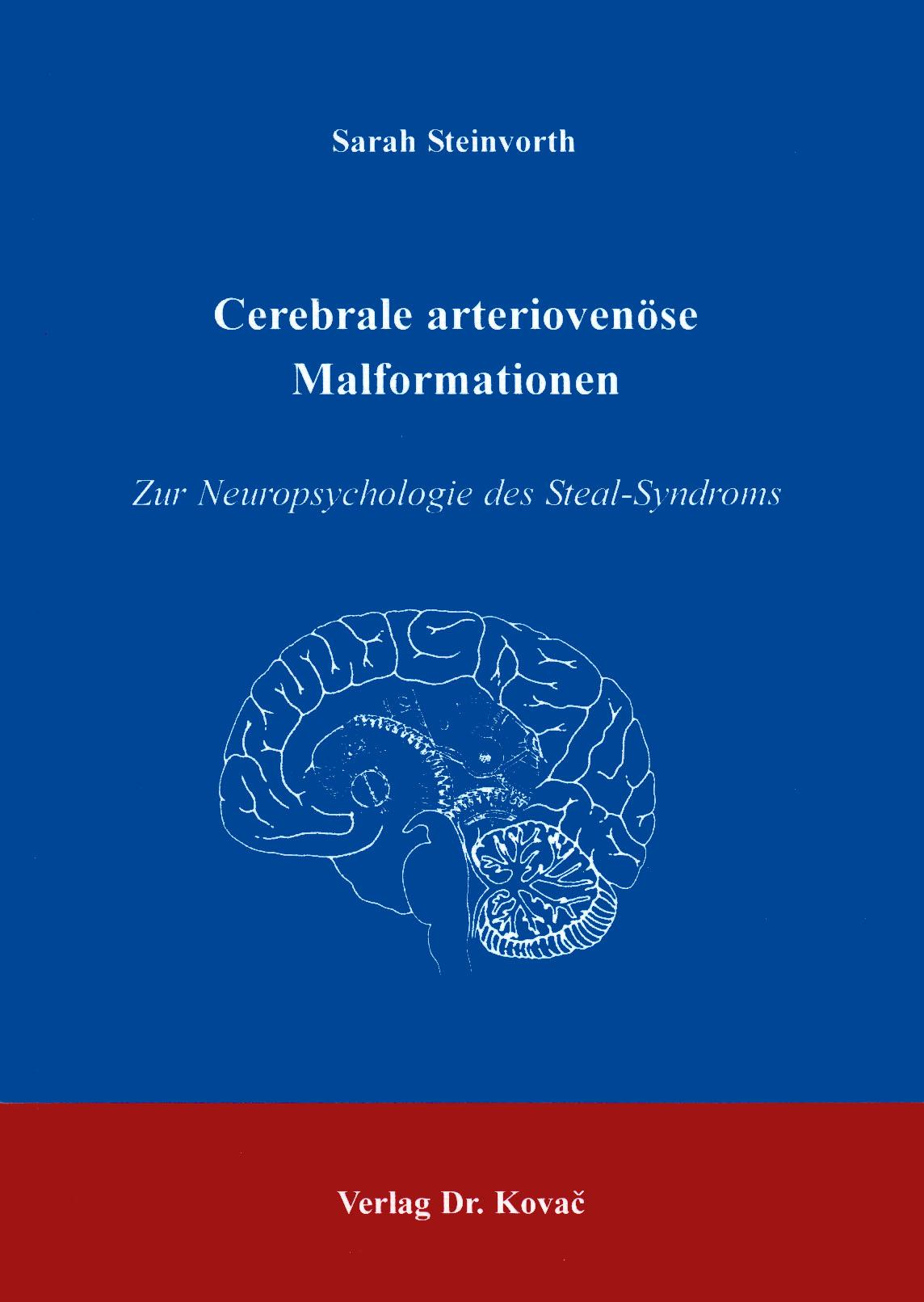 Cover: Cerebrale arteriovenöse Malformationen