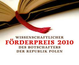 Förderpreis des Botschafters der Republik Polen 2008