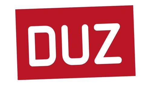 Logo DUZ 2004