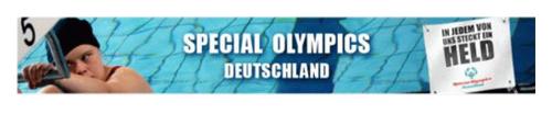 Logo Special Olympics 2010